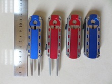 New Arrival Switchblade Divot Repair Tool & Ball Marker - Club rest & Cleaner