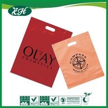 wholesale promotional fashion plastic eco shopping bag