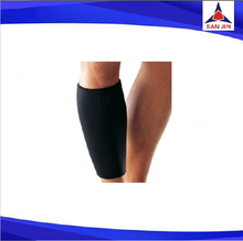 Profrssional Sports protector Shin brace calf compression guard leg protection support