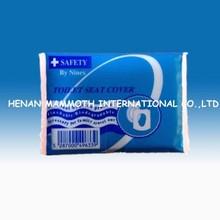 flushable travel packs tissue paper toilet seat cover