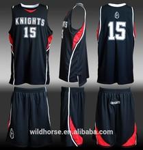 2015 basketball wear china sports clothing manufacturer