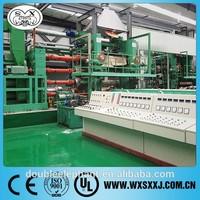 SY-4F710*2600mm Soft and transparent PVC plastics film 4 rolls calender machine