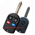 dom 4 bouton de la télécommande ébauche de clé de voiture