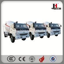 2014 Self Loading Concrete Mixer Trucks