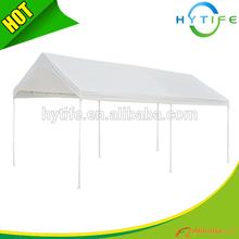 2014 hot sale 3X6m PE pergola carport,roof top tent