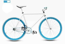 China supply 700c single speed fixed gear road bike for sale
