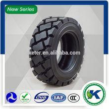 Alibaba China New Arrival Skid Steer Tyre 10-16.5 12-16 Tt Tl