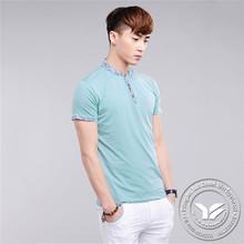 printed wholesale 100% organic cotton white young boy tshirts