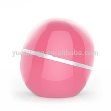 2015 popular new product jojoba oil lip balm ball