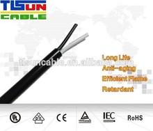 ROSH AC DC cable PVC Flexible Power Cable SJTW