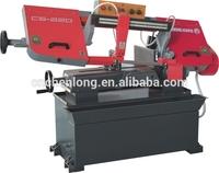 CHENLONG CS-220 horizontal bandsaw machine