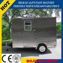 Fv-25 de venda automática bicicleta / food vans / caminhão de alimentos