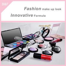Eyeshadow set for oem service lady cosmetics eyeshadow cheap cosmetic brow powder