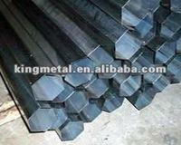 Seamless Low Carbon Hexagonal Steel Pipe/Tube
