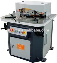hydraulic punch and shear,angle cutter notching machine