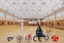 2015 high density bamboo flooring for basket ball