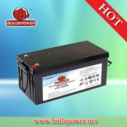gel battery 12v 200ah silicone battery power king battery 12v 200ah BPG12-200