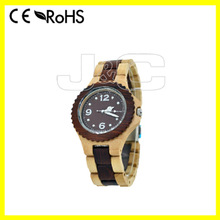 2014 wood pocket watch and digital wood watch wholesale in China