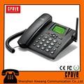 nuovo modello grande pulsante grande gsm lcd fisso telefono fisso con sim card