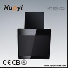 Universal kitchen black hood components
