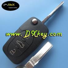 High quality 433mhz remote control key for audi a6 key N model 4D0837231N