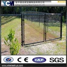 alibaba supplier Wholesale chain link heavy duty steel dog kennels