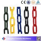 Alloy steel heavy duty type long link transmission chain
