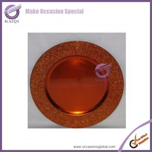 k3765-1 Melamine charger plate;catering plates and dishes;dishes restaurant