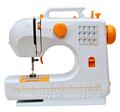 Compatto, portatile zig-zag famiglia mini macchina da cucire a punto annodato fhsm- 506