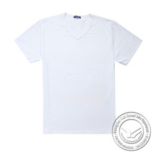 100 grams wholesale polyester/cotton printed discount branded tshirts