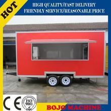 FV-45 Catering Food Trailer/mobile food kiosk catering trailer/trailer for food