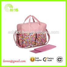Wholesale fashion Diaper Baby Mom Bags