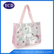 2015 New Fashion Recycling China Alibaba PP Laminated Non Woven Shopping Bag