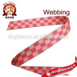 Export factory custom high-grade nylon jacquard collar