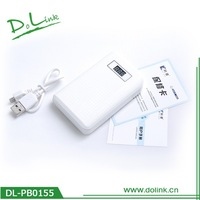 Emergently Use LED Screen 6000 mAh Fuel Cell Battery Charger