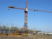 QTZ63(5013) self lifting used tower cranes