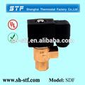 líquido de latón de la válvula de solenoide