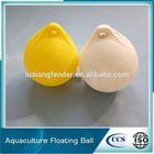 Custom Plastic Mooring Buoys