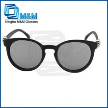 Round Black Frame Sunglasses United States Hot Sale