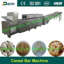Cereales y Granola merienda barras de línea de producción