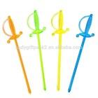 hot selling wholesale plastic sword cocktail picks