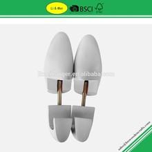 (LM-007B)Adjustable Men Leather Wooden Shoe Tree/Shoe Last