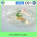 Saúdeemedicina transfusão de sangue conjunto/equipamentos de transfusão de sangue