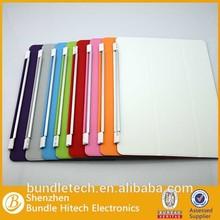 Low MOQ Sublimation Leather Flip Cover / Sublimation Leather flip case / dye sublimation for iPad 2/3/4