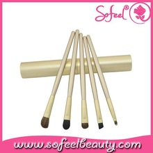 professional 5piece eye makeup brushes kits eyebrow