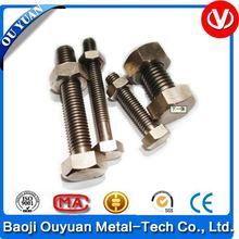 din933 gr5 titanium lag alloy screws price