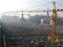 QTZ63(5013) self raising kerja tower cranes
