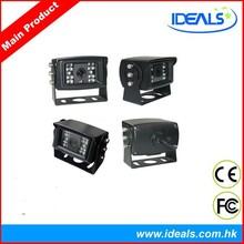 420TVL CCD Camera rear view IP69 18pcs IR led , CCTV Camera rear view van trailer