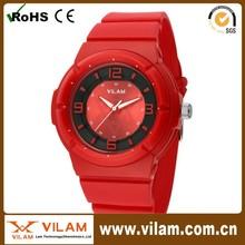 13001-B china manufacture waterproof wristwatch & Japan movement wristwatch