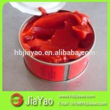 Produits alimentaires grecs / pâte de tomate italie / pâte de tomate poudre